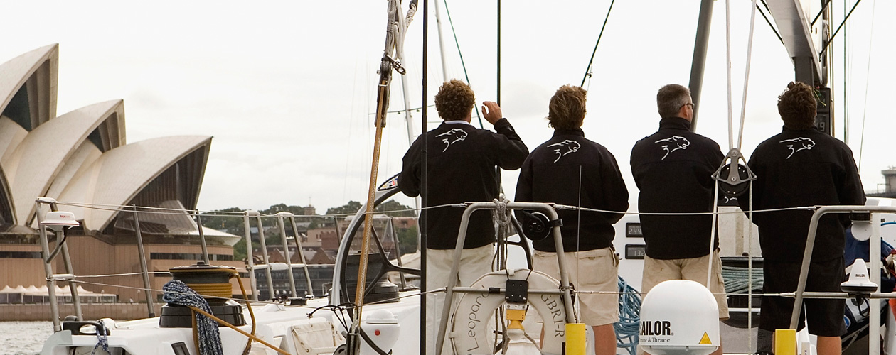Corporate Sailing Days - Crew Kit